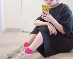 高橋愛2018靴